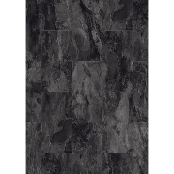 BinylPRO 1526 Brecon Slate, Texture: Oiled Slate (OS), Authentic Embossed, 635 x 327 x 8 mm