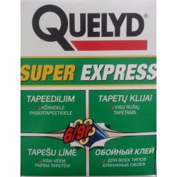 Bostik tapešu līme Quelyd Super Express 250g