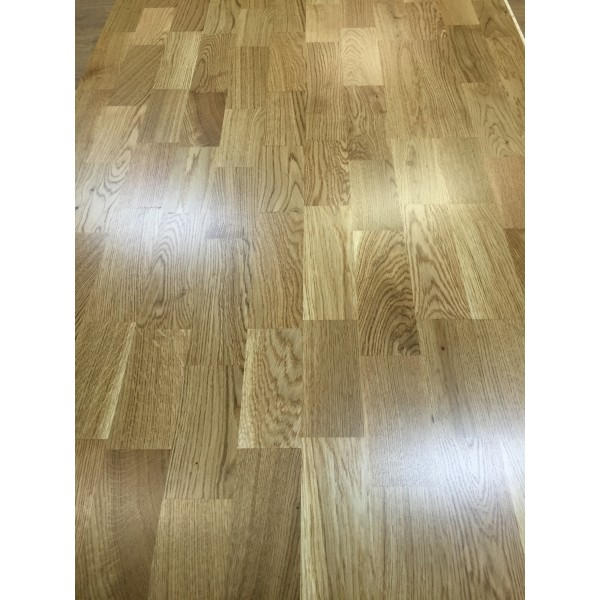 Parkets ozols Techno 3-Strip 215mm Live Satin